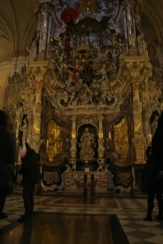 A little Baroque amidst the Gothic