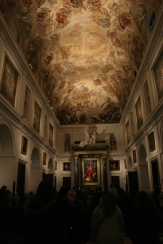 The sacristy is full of priceless paintings, mostly El Greco.