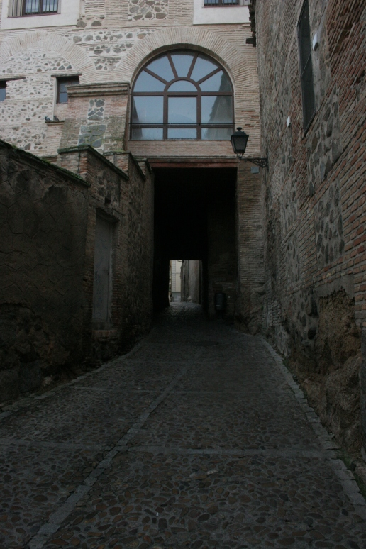 The entrance to another